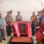 Poly House inaugurated by Dr. N. Prakash, Director, ICAR - Umiam